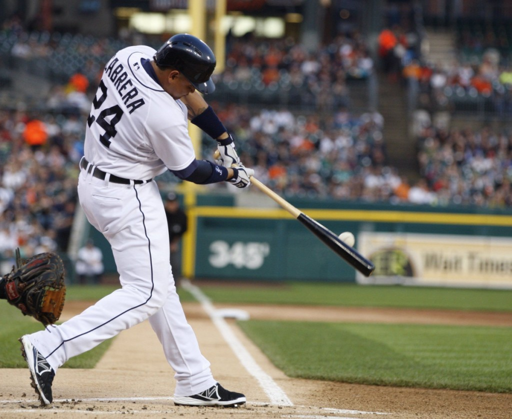 The best hitters put the barrel on the ball more often.