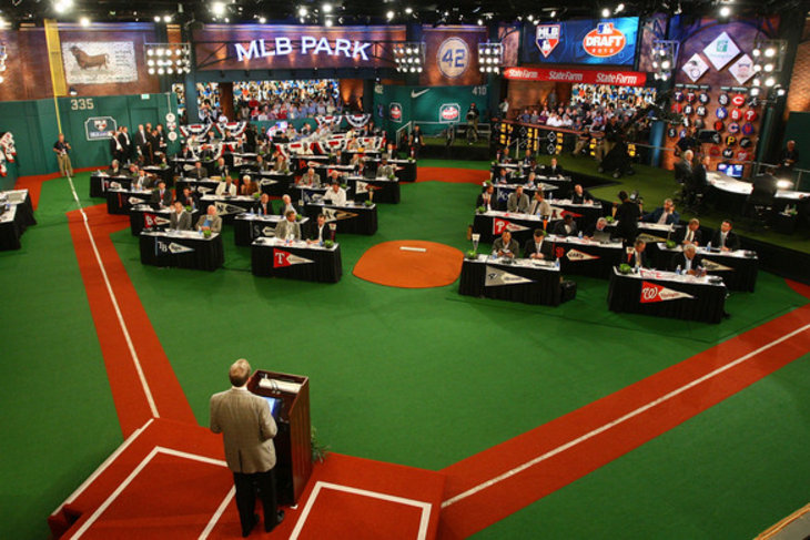 There is a whole lot more than just talent when it comes to the draft