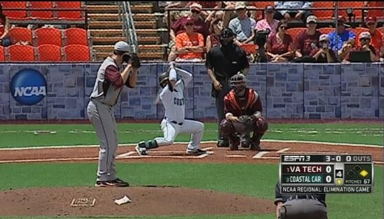 If this kid hits BB's, do you really care what his stance looks like?