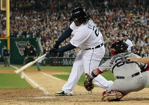 Slow pitchers can drive you nuts.  Just don't let them slow your bat down.